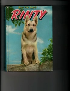3 Books Rin Tin Tin's Rinty Americans Remember The Home Front Marching Home JK11