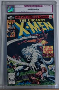 X-MEN #140, 3PG / CGC 95 NM, Alpha Flight, Wendigo, Wolverine, more in store