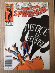 The Amazing Spider-Man #278 (1986)