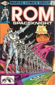 Rom (1979 series) #13, VF+ (Stock photo)