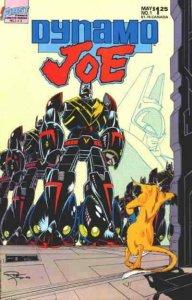 Dynamo Joe #1 VF/NM; First | save on shipping - details inside