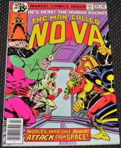 The Man Called Nova #24 (1979)