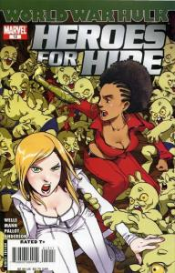 Heroes for Hire #12 World War Hulk