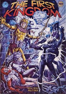 First Kingdom, The #9 VF/NM; Comics and Comix | save on shipping - details insid