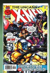 The Uncanny X-Men #344 (1997)