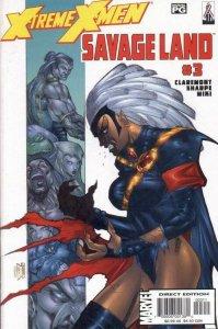 X-TREME X-MEN: SAVAGE LAND #3