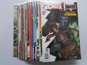 Checkmate ( DC 2nd Series), Set:#1-29, 8.0/VF (2006)