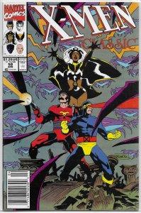 X-Men Classic   # 58 FN (rep. UXM 154)
