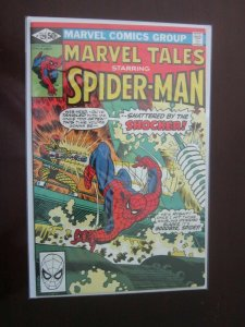 Marvel Tales #129 - SpiderMan - 8.5 - 1981