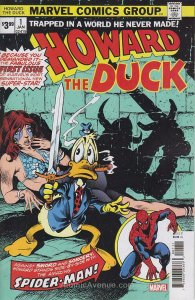 Howard the Duck (Vol. 1) #1A VF/NM; Marvel | save on shipping - details inside