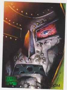1995 Marvel Masterpieces #28 Dr Doom