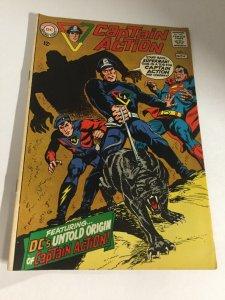 Captain Action 1 Vf+ Very Fine+ 8.5 DC Comics Silver Age