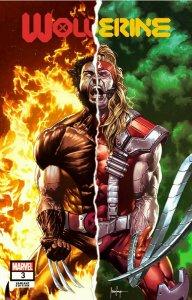 Wolverine Vol7 #3? MICO SUAYAN TRADE DRESS EXCLUSIVE VAR ?