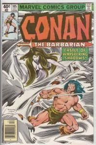 Conan the Barbarian #105 (Dec-79) NM- High-Grade Conan the Barbarian