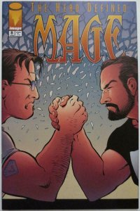 MAGE #8, NM+, Matt Wagner, Hero Defined, Image, 1997 1998, more in store