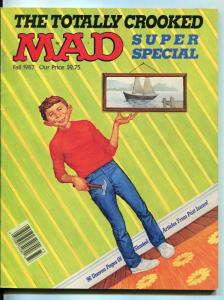 MAD Magazine-Fall-#60-1987-Mingo-North-Peter-Drucker-VF