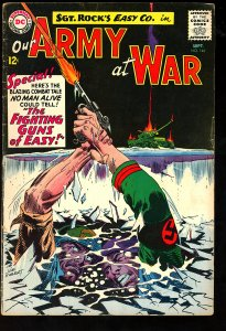 Our Army at War #146 (1964)