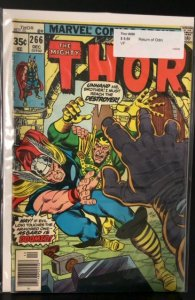 Thor #266 (1977)