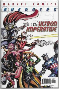 Avengers: The Ultron Imperative (2001) #1 FN Busiek, Windsor-Smith cover