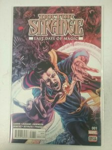 Doctor Strange: Last Days of Magic #1  Marvel Comics NW142