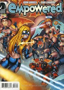 Empowered Special #3 VF/NM; Dark Horse | save on shipping - details inside