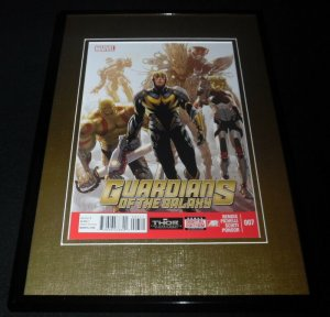 Guardians of the Galaxy #7 Framed 11x17 Cover Display Official Repro