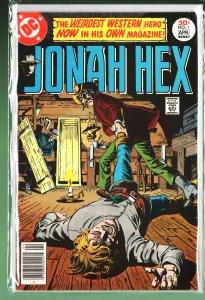 Jonah Hex #1 (1977)