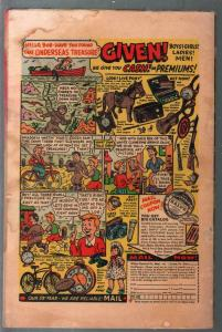 Battle Front #20 1954-Atlas-Joe Maneely story-Hitler-Classic WWII-FR