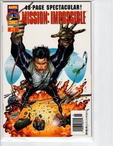 Mission Impossible 1 B - rare unedited Tom Cruise version - 8.5 - 1996