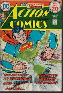 Action Comics #435 (DC, 1974)