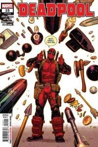 Deadpool (2018 series) #15, NM + (Stock photo)