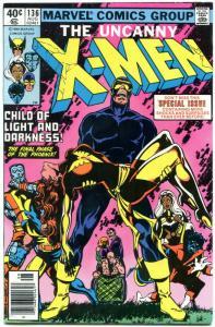 X-Men #136 1980- Marvel Comics- high grade newsstand Phoenix
