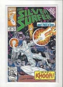 Silver Surfer #68 Marvel Comics Ron Lim NM