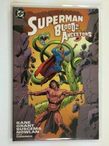 Superman Blood of my Ancestors #1 8.0 VF (2003)