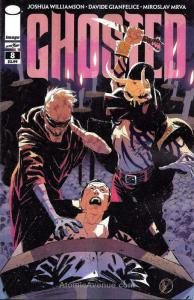 Ghosted #8 FN; Image | save on shipping - details inside