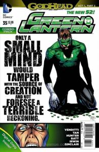 Green Lantern (5th Series) #35B VF/NM; DC | save on shipping - details inside