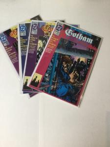 Gotham Knights 1 2 3 4 1-4 Mini-Series Nm Near Mint Batman