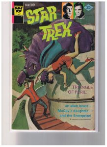 Star Trek # 40   Sept 76