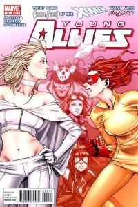 Young Allies (2010 series) #6, VF+ (Stock photo)