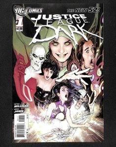 Justice League Dark #1 (2011)