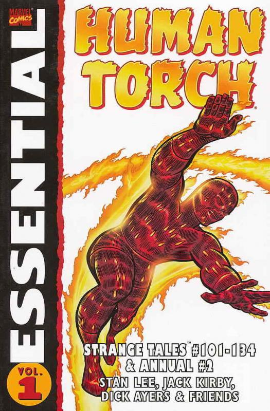 Essential Human Torch #1 VF/NM; Marvel | save on shipping - details inside
