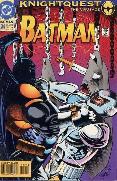 Batman (1940 series) #502, NM (Stock photo)