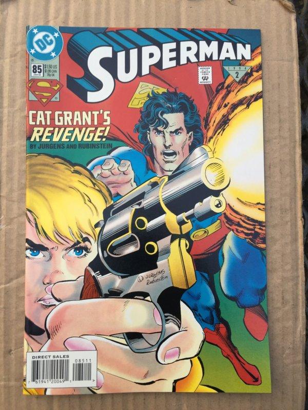 Superman #8 (1994)