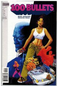 100 BULLETS (1999 VERTIGO) 2 VF Sept. 1999