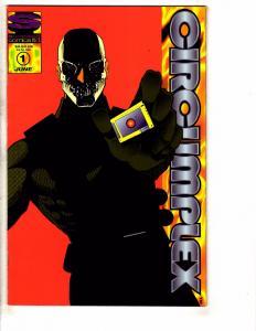 5 INDY Comics Circumplex Lucky 7 Lord Of The Dead Lorelei TMNT Heros + MORE J227