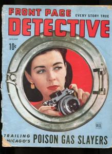FRONT PAGE DETECTIVE-01/1944-POISON GAS SLAYERS-COVER GIRL CONTEST-STRYCHNINE G