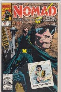 Nomad #1 (1992)