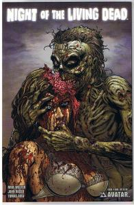 NIGHT of the LIVING DEAD #4, NM, Gore, Zombies, 2010, undead,more NOTLD in store