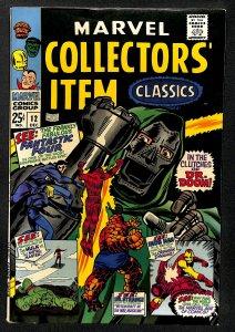 Marvel Collectors' Item Classics #12 (1967)