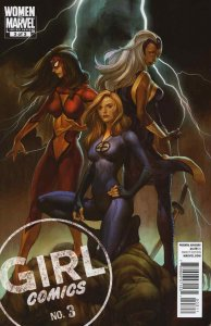 Girl Comics (2nd Series) #3 VF; Marvel | save on shipping - details inside
